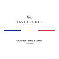 Каталог мужских сумок, рюкзаков и чемоданов David Jones