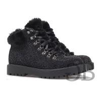 Утепленные ботинки Tosca Blu SF1714S261 nero