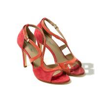 Босоножки на каблуках Tosca Blu SS1409S164 corallo