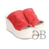 Сабо на платформе Tosca Blu SS1620S381 corallo