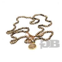 Ожерелье с медальоном Tosca Blu TF13GL515 fango