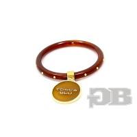 Браслет с медальоном Tosca Blu TF13HL530 cuoio