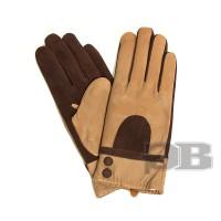 Замшевые перчатки Tosca Blu TF1498G15 testa di moro