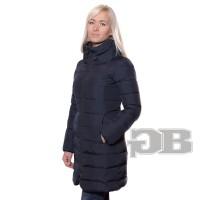 Длинный пуховик Tosca Blu TF1516J21 blu