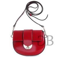 Маленькая седельная сумочка-кроссбоди Tosca Blu TF174B345 rosso