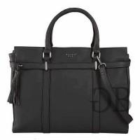 Большая сумка прямоугольной формы Tosca Blu TF17BB260 nero
