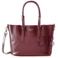 Большая сумка тоут Tosca Blu TF17EB230 bordeaux