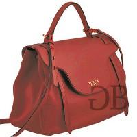 Большая сумка-рюкзак Tosca Blu TF17QB140 bordeaux