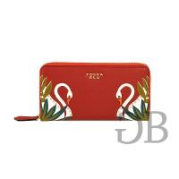 Большой кошелек на молнии Tosca Blu TF17WP203 bordeaux