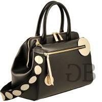 Большая сумка Tosca Blu TF17XB250 nero