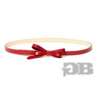 Кожаный пояс Tosca Blu TS1511C77 rosso