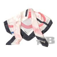 Платок 90х90 Tosca Blu TS157F589 bianco-blu-rosso