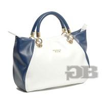 Сумка с ремешком на плечо Tosca Blu TS15LB151 bianco-bluette
