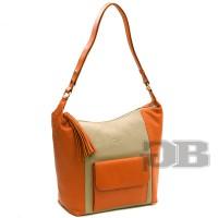 Сумка-мешок Tosca Blu TS16DB193 arancione-beige
