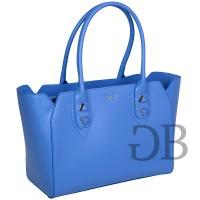 Большая сумка Tosca Blu TS1711B30 celeste