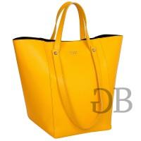 Большая сумка формы Тоте Tosca Blu TS17CB170 giallo