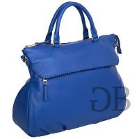 Большая мягкая сумка Tosca Blu TS17EB130 bluette