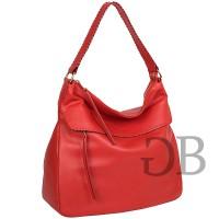 Большая сумка хобо Tosca Blu TS17EB133 rosso geranio