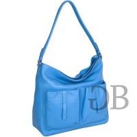 Сумка-мешок с карманами Tosca Blu TS17OB282 turchese