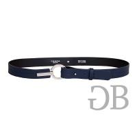 Кожаный пояс Tosca Blu TS17RC722 blu