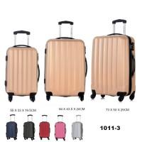 Комплект чемоданов пластик David Jones BA1011-3dore